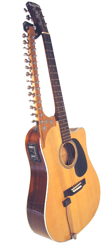 the Godden Sympathetic Guitar